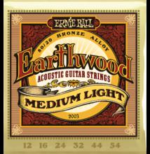 Ernie Ball 2003 Medium Light akusztikus húr