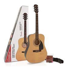 Fender FA-115 NT akusztikus gitár szett