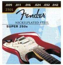 Fender Super 250-S elektromos gitárhúr