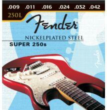Fender Super 250S elektromos gitárhúr