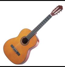 Geryon LC-14 4/4 klasszikus gitár