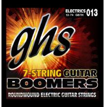GHS Bommers GB7H elektromos húr
