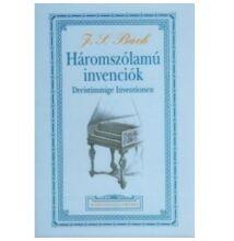 Bach : Háromszólamú invenciók