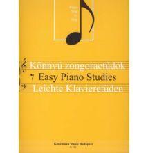 Könnyű zongoraetüdök