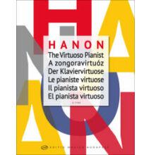 Hanon : A zongoravirtuóz ( Régi kiadás)