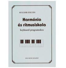 Kulcsár : Harmónia és ritmusiskola