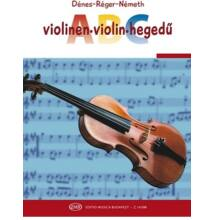 Dénes-Németh-Réger : Hegedű-ABC
