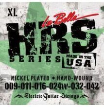 La Bella HRS-XL elektromos gitárhúr