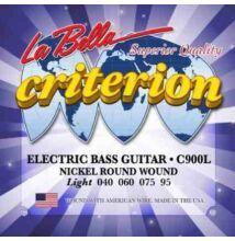 LaBella C900L basszus húr 040-095