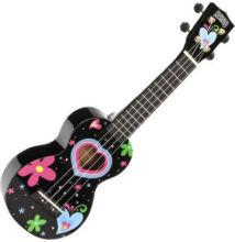 Mahalo MA-1H Bk szoprán ukulele
