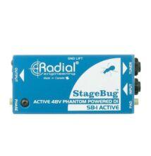 Radial SB-1 Stage Bug aktív akusztikus DiBox