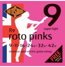 Rotosound R9 elektromos gitárhúr
