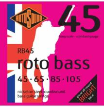 Rotosound RB 45 Roto Bass  045-105 basszusgitár húrkészlet