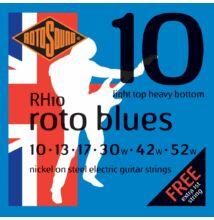 Rotosound RH10 elektromos gitárhúr