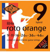 Rotosound RH9 elektromos gitárhúr