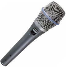 Shure BETA 87A kondenzátor mikrofon