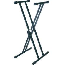 Soundking DF032-6 Szabványos X alakú acél billentyűzet állvány