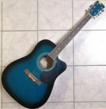 Soundsation DG200CE BLS elektroakusztikus gitár
