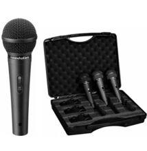 Soundsation Vocal 300Pro-Pro 3P dinamikus mikrofon pack