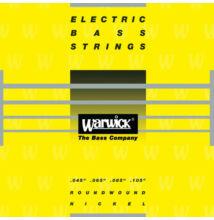 Warwick 41200 Yellow Label basszus húr 045-105