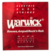 Warwick 42200M 4 Red Label basszus húr 045-105