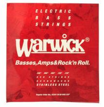 Warwick 46301 M 5B Red Label basszus húr 045-135