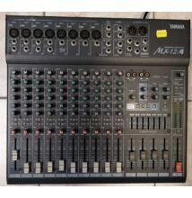 Yamaha MX 12/4 Mixer digitális reverb 7 sávos EQ
