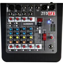 Allen & Heath ZED-6FX keverő