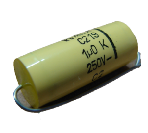 Remix 1uF, 250V Fólia kondenzátor