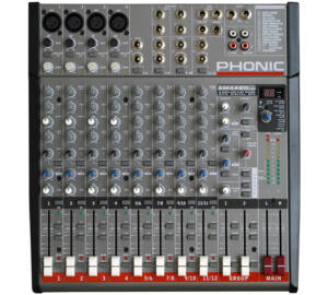 Phonic AM442D USB keverő