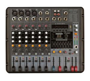 Voice-Kraft VK-PM808 2x200W/4Ohm Powermixer