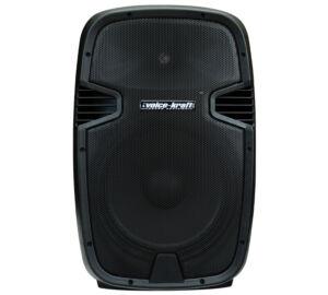 "Voice-Kraft LK1679-2-12B Aktív műa.12"", 200/300W FM, MP3, Bluetooth"