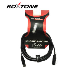 Roxtone GMXX200L5 XLR(p) -XLR(m) pro mikrofon kábel, 5m