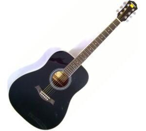 Uniwell CD-03 BK akusztikus gitár