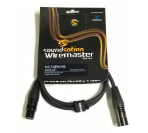 Soundsation WM-PCBXX1 Mikrofon kábel 1 m