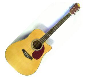 Uniwell CD-08 N akusztikus gitár
