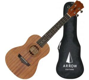 Arrow MH-10 Koncert ukulele Natural