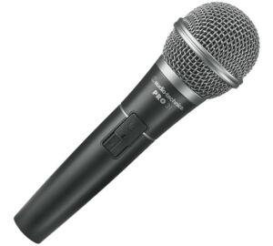 Audio-Technica Pro-31 dinamikus mikrofon