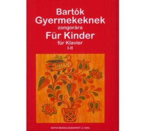 Bartók : Gyermekeknek I-II