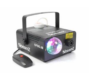 BeamZ S700-JB  (700w) + 250ml folyadék füstgép beépített fényeffekttel