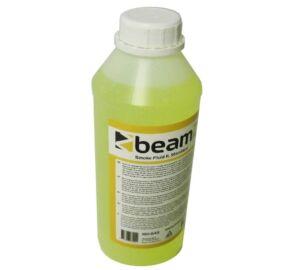 BeamZ SD-50 füstfolyadék normál sűrűség (1 liter) + ILLAT (kókusz, vanília, eper, stb.)