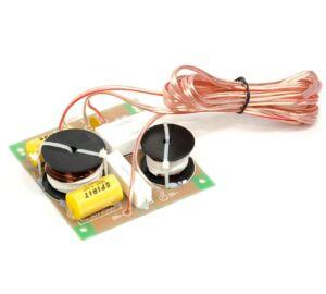 Thunder Audio CXP-2CL hangváltó, 2 utas, 600W, 12dB / oktáv + KÁBEL