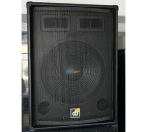 DIBEISI Q1536 Passzív hangfal