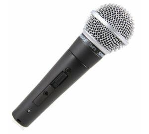 Shure SM58SE dinamikus mikrofon