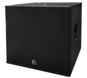 """Fs audio PAC18SA Aktív Szubláda, 18"""", 800W/8Ohm"""