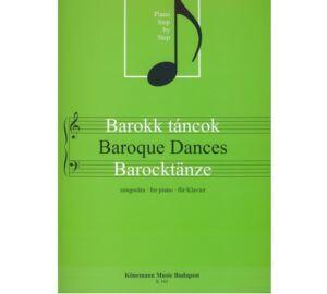 Barokk táncok