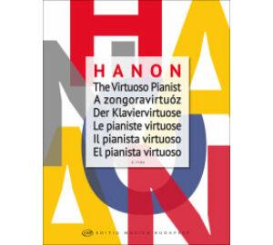 Hanon : A zongoravirtuóz