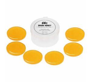 MEINL VE16MDH-KUS  Drum Honey 6 db öntapadó, mosható tompító gél