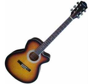 Pasadena SG026C 38 EQ VS elektroakusztikus gitár