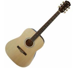 Pasadena SG028 Natural akusztikus gitár